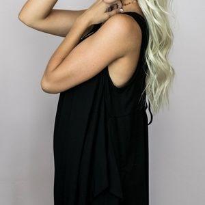 Sophie Top In Black (Size L)